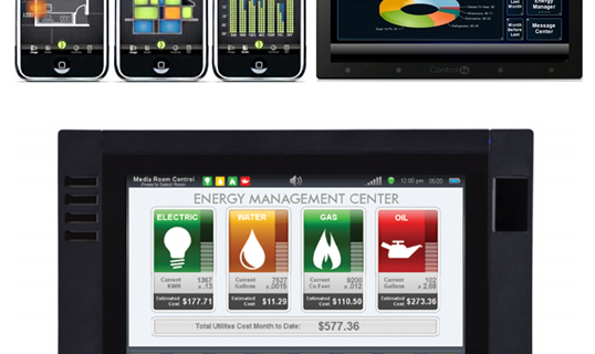 Energy monitoring systems